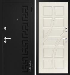 Металлическая дверь Металюкс М6/3