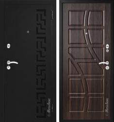Металлическая дверь Металюкс М6/1
