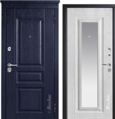 Стальная дверь Металюкс М600 Z