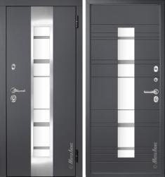 Металлическая дверь Металюкс СМ65