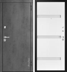 Металлическая дверь Металюкс М70/1