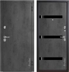 Металлическая дверь Металюкс М70/2