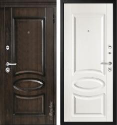 Металлическая дверь Металюкс М71/7