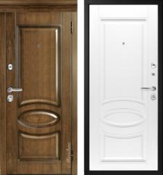 Металлическая дверь Металюкс М71/9