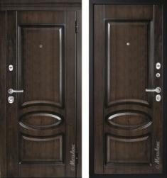 Стальная дверь Металюкс М71