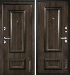 Металлическая дверь Металюкс М75/1