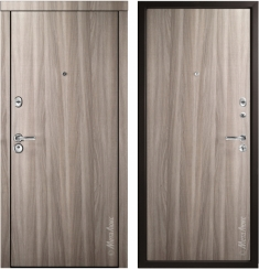 Металлическая дверь Металюкс М92