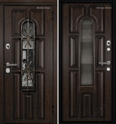 Металлическая дверь Металюкс СМ60