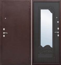 Металлическая дверь Гарда Ампир Венге