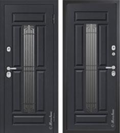 Металлическая дверь Металюкс СМ762/2