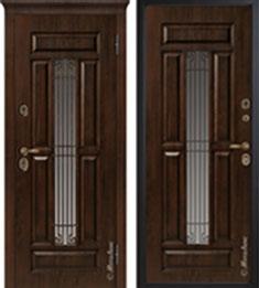 Металлическая дверь Металюкс СМ762