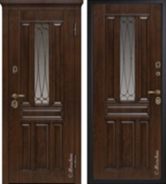 Металлическая дверь Металюкс СМ763