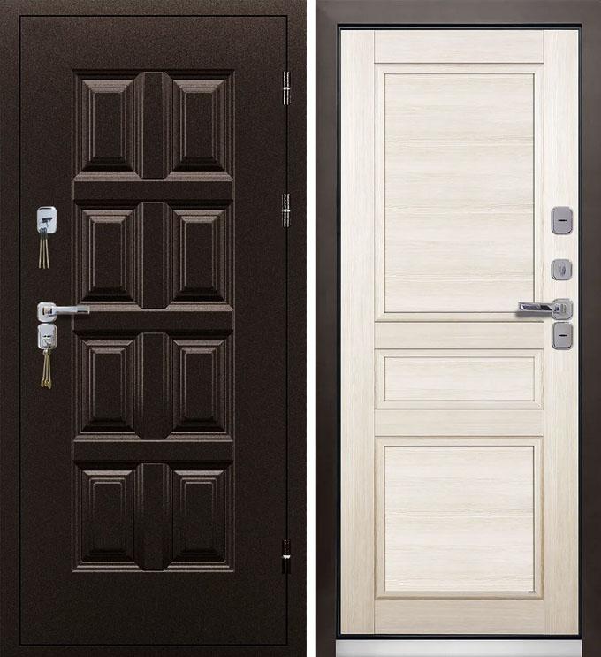 Металлическая дверь Промет Винтер (ТЕРМОРАЗРЫВ)