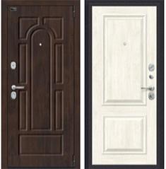 Металлическая дверь Porta S 55.K12 Almon 28/Nordic Oak