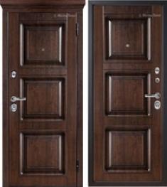 Металлическая дверь Металюкс М705/3 с капителью