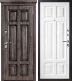 Металлическая дверь Металюкс М706/3 с капителью