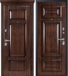 Металлическая дверь Металюкс М708/1 с капителью