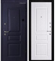 Металлическая дверь Металюкс М709/1