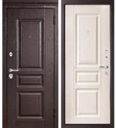 Металлическая дверь Металюкс М709