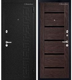 Металлическая дверь Металюкс М728