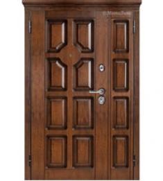 Стальная дверь Металюкс М801/3 с капителью