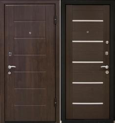 Металлическая дверь МаталЮр М7 Венге мелинга