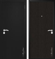 Металлическая дверь Металюкс М90