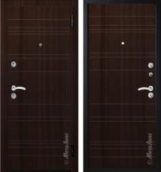 Стальная дверь Металюкс М347 Муар