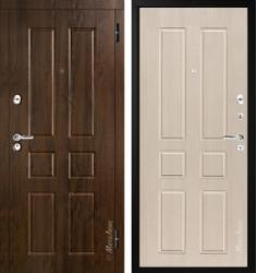 Стальная дверь Металюкс М348 Муар