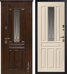 Металлическая дверь Металюкс СМ763/1